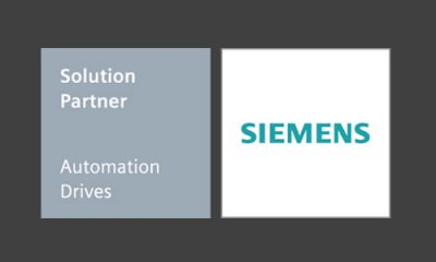 Siemens Solution Partner Logo Gröger & Obst